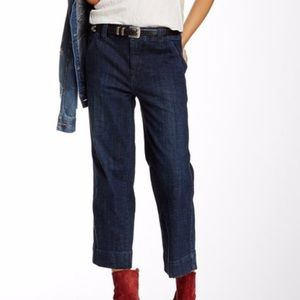 Free people Jean high rise trousers S26